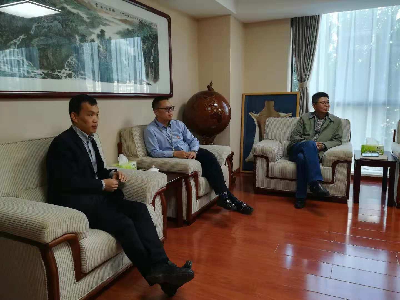 河东区副区长王怀龙带队莅临我公司开展 消防安全检查工作